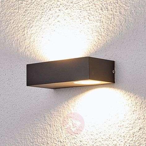 Näyttävä LED-ulkoseinävalaisin Loredana
