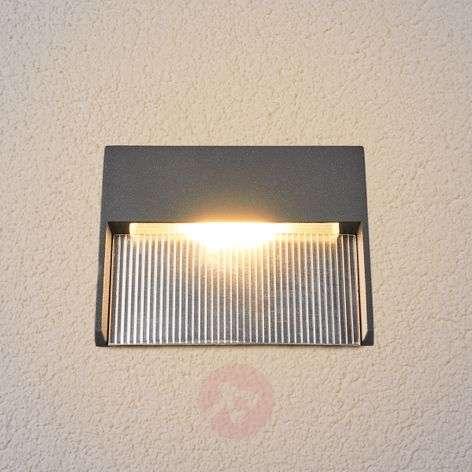 Nandita – LED-seinäuppovalaisin, epäsuora valo