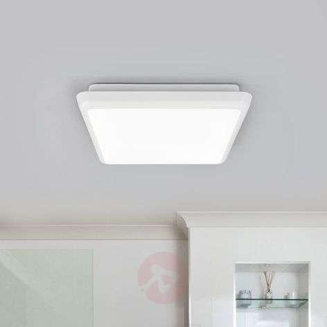 Nelikulmainen Augustin LED-kattovalaisin, 25 cm