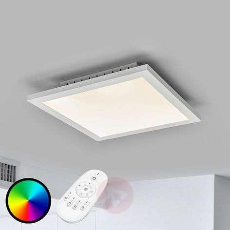 Nelikulmainen LED-paneeli Milian kattoon