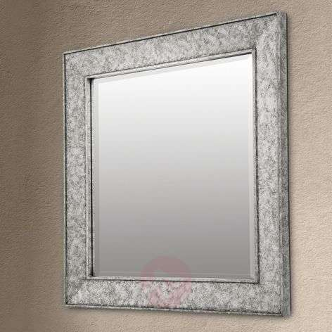 Nelikulmainen Sverre-peili, antiikkihopea
