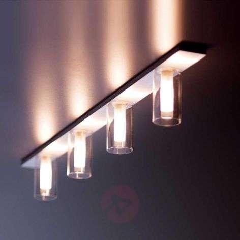 Nelilamppuinen DOUBLE-kattovalaisin-2000258-31