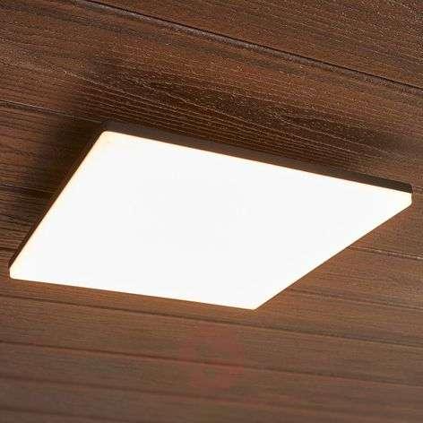 Neliönmallinen Henni-LED-katovalaisin, 40 cm