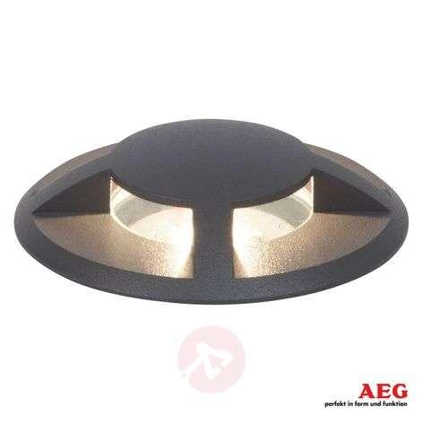 Neljälle sivulle valaiseva LED-maaspotti Tritax-3057110-31