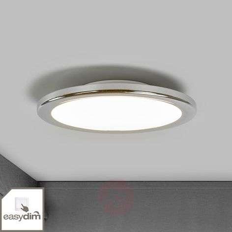 Neptun – pyöreä LED-kattovalo EasyDim-toiminnolla