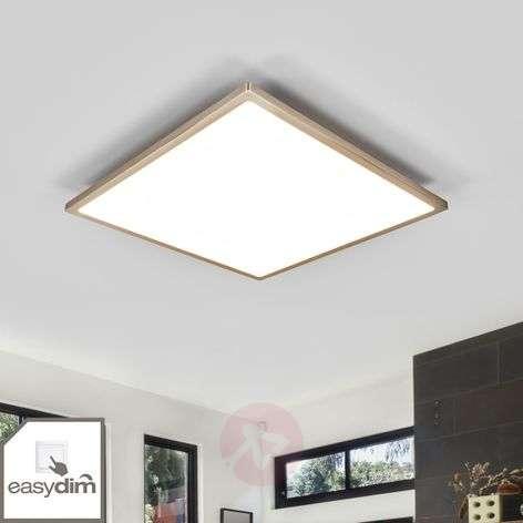 Nikkelinvärinen LED-paneeli, Easydim