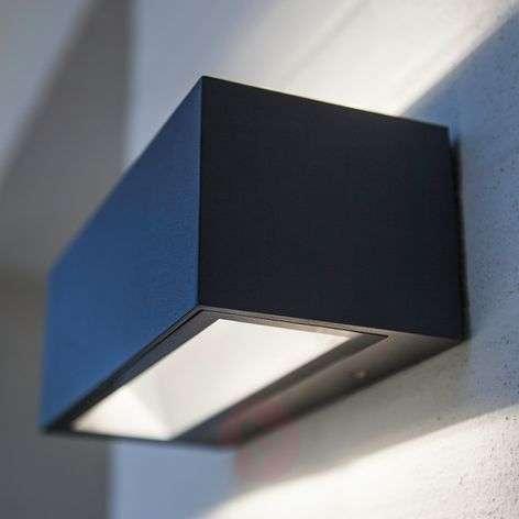 Nomra - kaksipuol. valaiseva LED-ulkoseinävalaisin