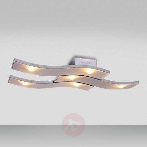 Ohjattava LED-kattolamppu Cascade