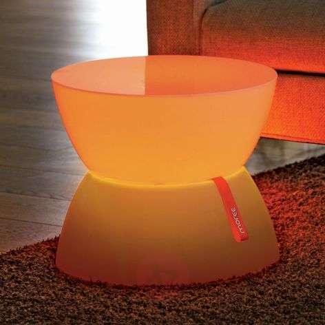 Ohjattava LED-koristevalaisin Lounge mini