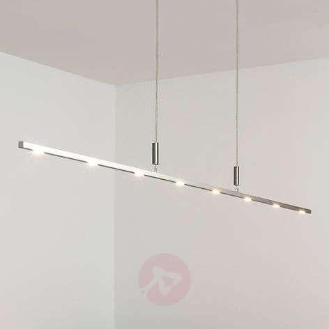 Ohut LED-kaidevalaisin Tolu, 180 cm, himmennettävä