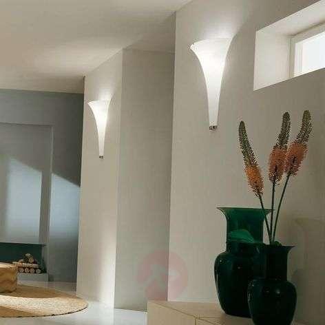 Olimpia - kiehtova design-seinävalaisin