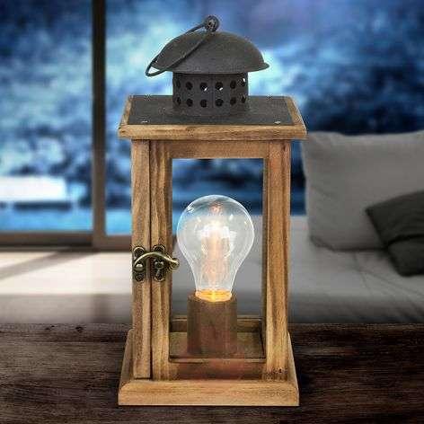 Paristokäyttöinen LED-koristevalaisin Marli
