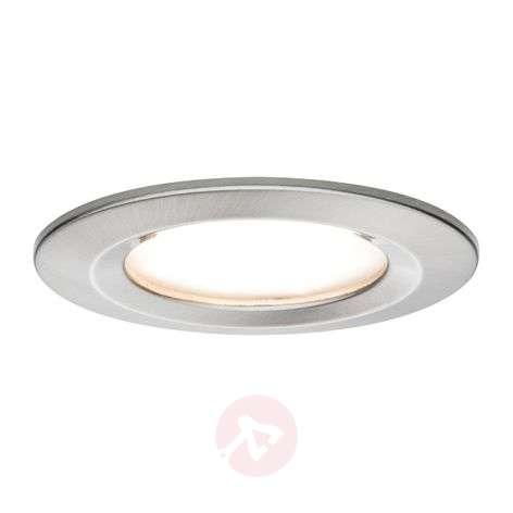 Paulmann LED-spotti Nova Coin pyöreä, himmennys