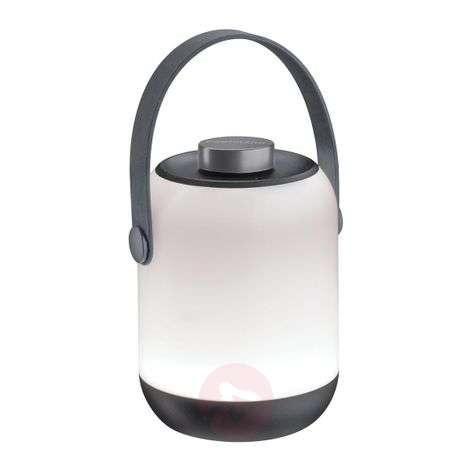 Paulmann Mobile Clutch -pöytälamppu, sis. akun
