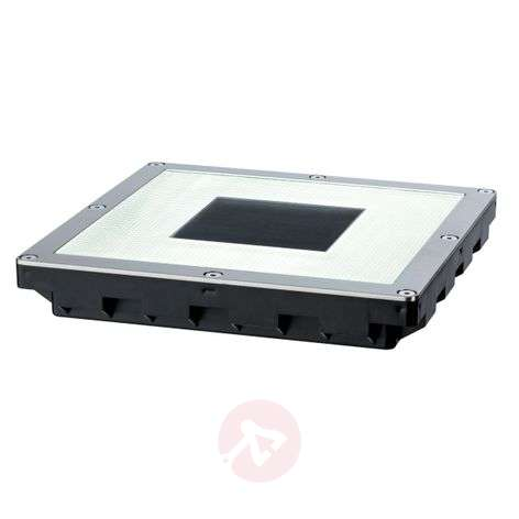 Paulmann Solar Box LED-lattiauppovalaisin 20x20cm