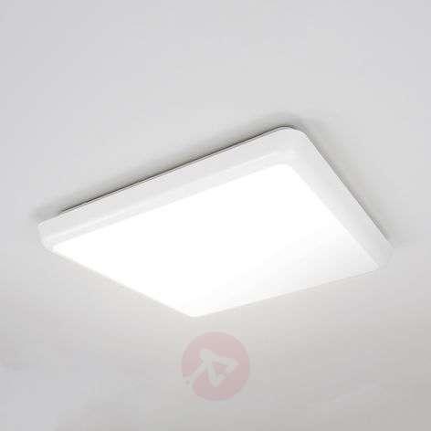 Pelkistetty kattovalaisin Augustin, LED, IP54-9967011-312