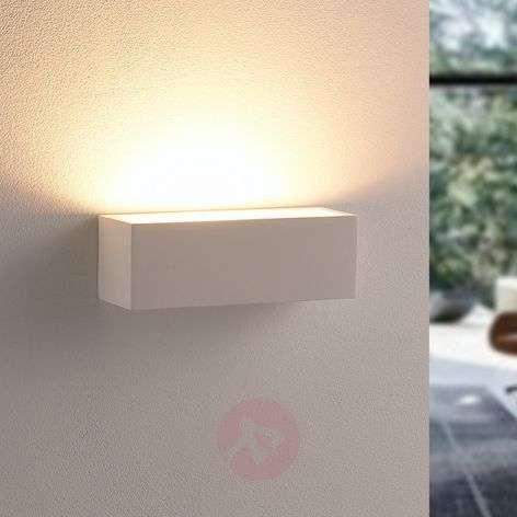 Pelkistetty LED-kipsiseinävalaisin Santino