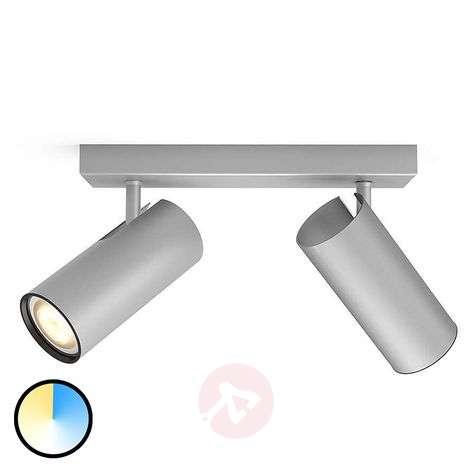 Philips Hue LED-spotti Buratto himmennin, alumiini