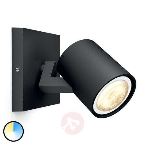 Philips Hue Runner kohdevalo 1-lamppuinen musta