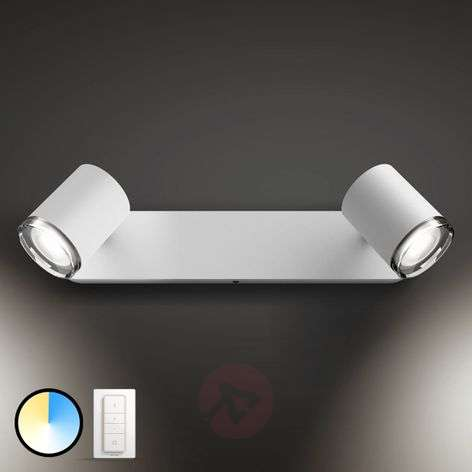 Philips Hue White Ambiance Adore, LED-spotti 2-l.