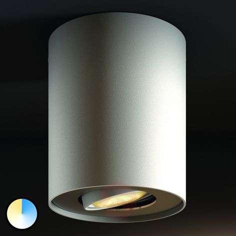 Philips Hue White Ambiance Pillar spotti valkoinen