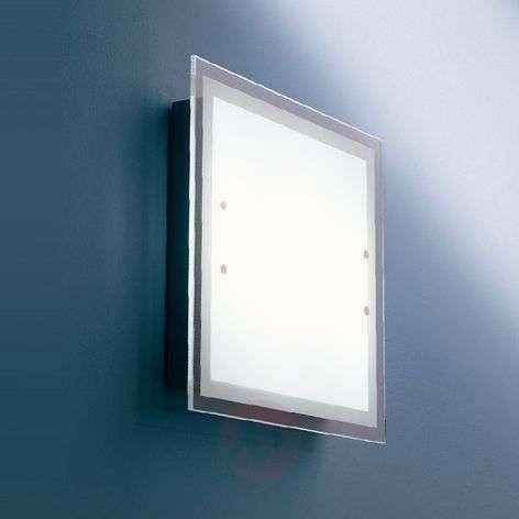 Pieni design-seinä- tai kattovalaisin Quadra