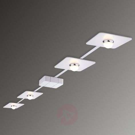 Pinta-asennettava kattovalaisin PadLED 4lamppua