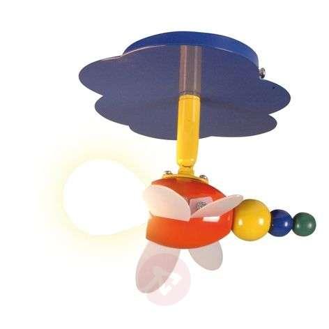 Pirteä kattovalaisin Fly, 1-lamppuinen