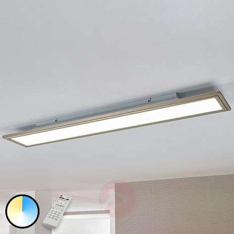 Pitkä LED-paneeli Corinna, säädettävä valoväri