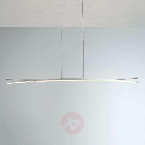 Pitkä LED-riippuvalaisin Convex, LED-nauhat-1556118-31