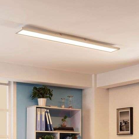 Pitkänomainen LED-kattovalaisin Enora, 40W