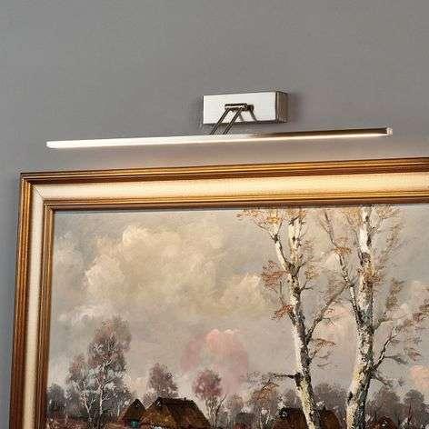 Pitkulainen Emilias-tauluvalaisin LED