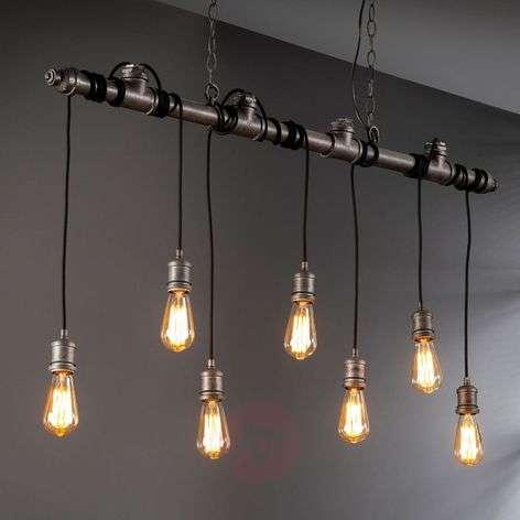 Plumblight-riippuvalaisin,7-lamppuinen