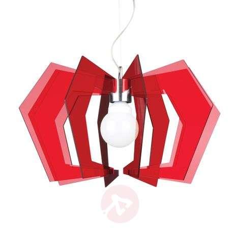 Punainen Spider-riippuvalaisin-1056002-31