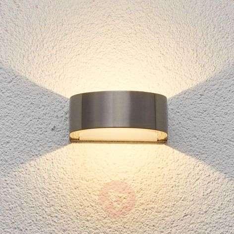 Puolipyöreä LED-ulkoseinävalaisin Venja