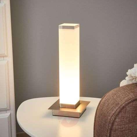 Pylväsmäinen kupu - LED-pöytävalaisin Forma