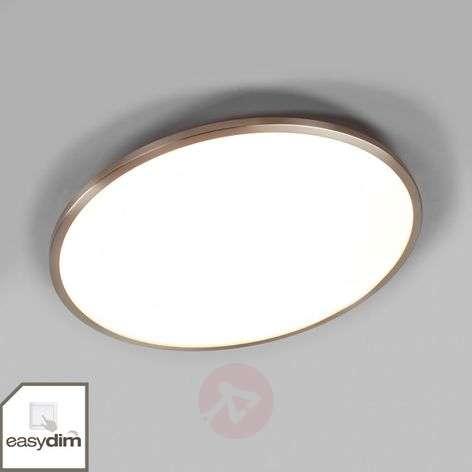 Pyöreä LED-Easydim-kattovalaisin Lela