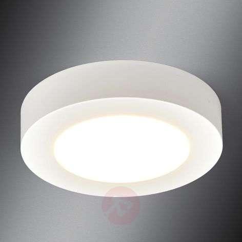 Pyöreä LED-kattolamppu Esa kylpyhuoneeseen