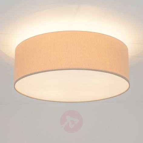 Pyöreä LED-kattovalaisin Gala, sintsivarjostin