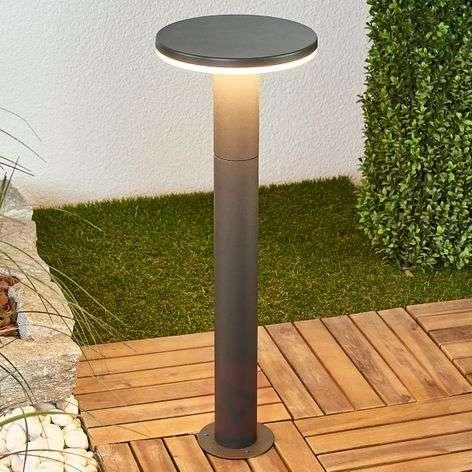 Pyöreä LED-pylväsvalaisin Olesia, 60 cm
