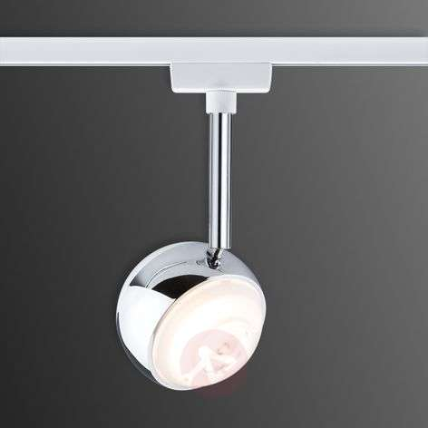Pyöreä LED-spottivalo Capsule U-Rail-kiskoon valk.