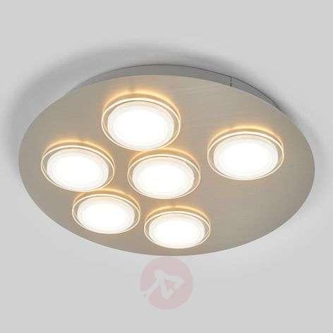 Pyöreä Samia-LED-kattovalaisin