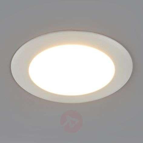 Pyöreä upotettava LED-valaisin Arian, 9,2 cm 6W