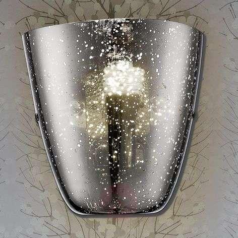 Quasar-seinävalaisin hopeanvärisellä lasikuvulla-8582308-31