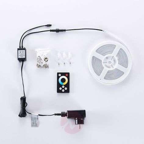 Ragno – LED-nauha, säädettävä valoväri IP44