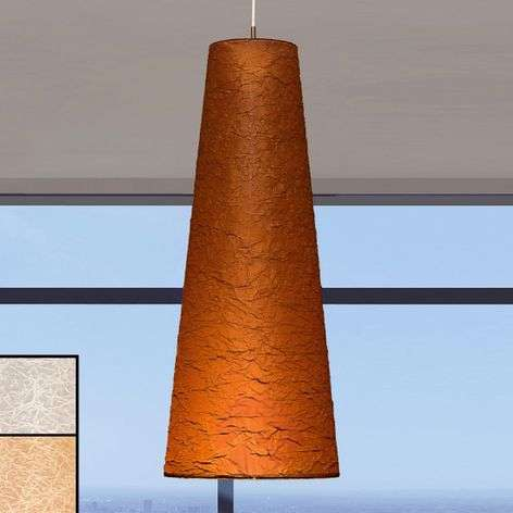 Regina – kartiomainen riippuvalaisin, 40 cm