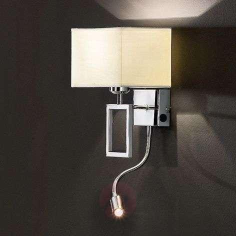 Renee-seinävalaisin LED-lukulampulla
