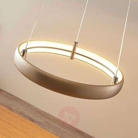 Renkaan muotoinen LED-riippuvalaisin Risto