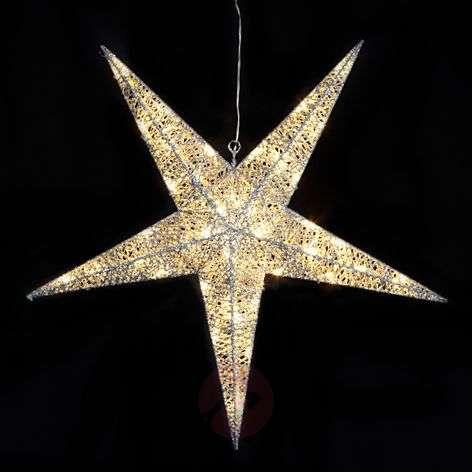 Riippuva tähti Sequini LED-koriste ulkotiloihin-1523471-31