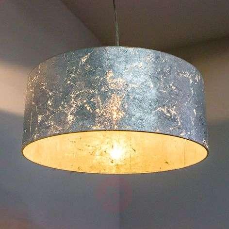 Riippuva valaisin Aura, hopea, halkaisija 40 cm